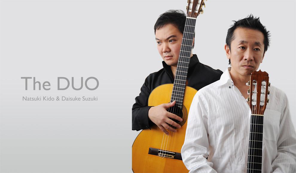 The DUO(鬼怒無月 & 鈴木大介)